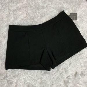 Maurice's Smart Shorts Black Size Large